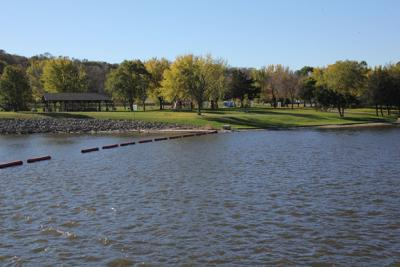 Lake Byllesby Regional Park picnic area