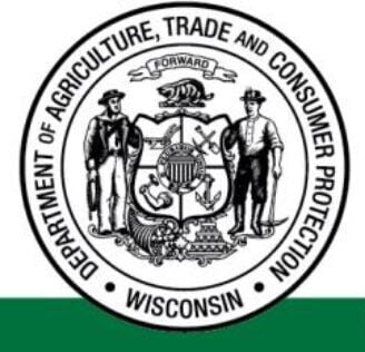 Wisconsin Department of Agriculture, Trade and Consumer Protection logo