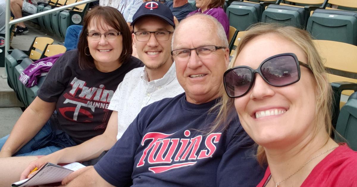 Jim Bryant and family