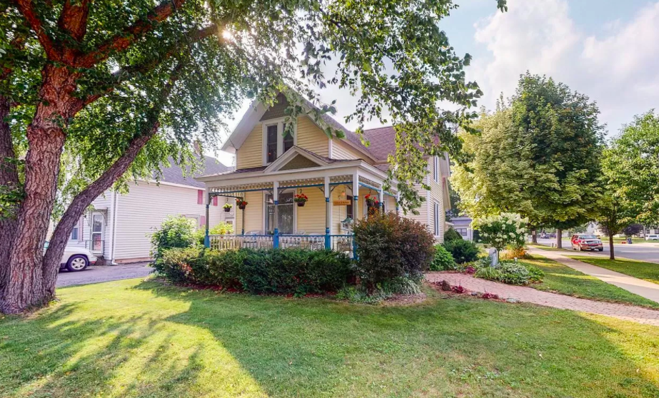 Lyon Avenue, Lake City, Minn. historic home for sale