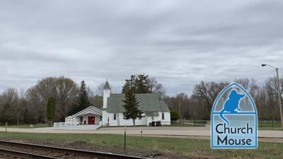 Church mouse: Episcopal Church of the Messiah
