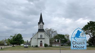 Church mouse: Cannon Community Church