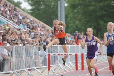 Lake City track and field, Ashley Veronen