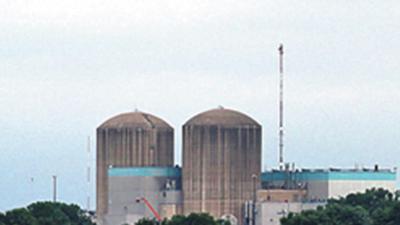 Prairie Island nuclear plant. File photo