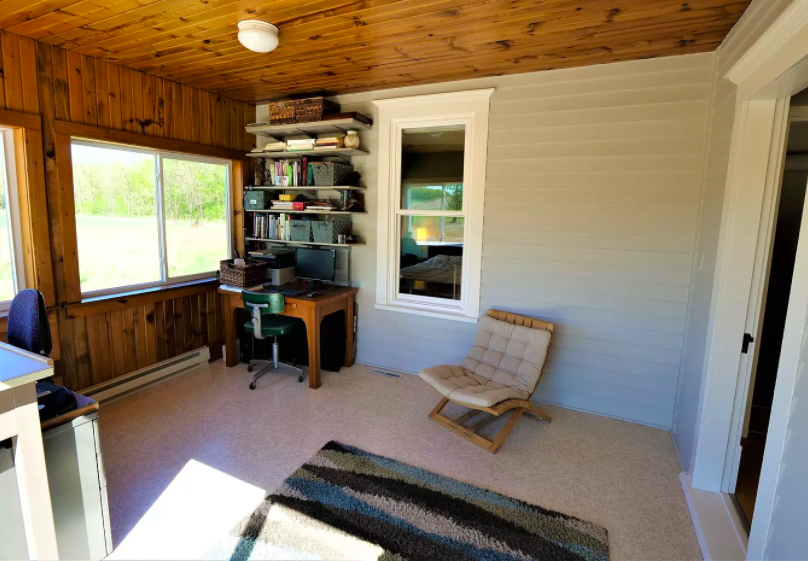 Pepin, Wis. house for sale with home office