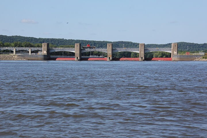 Mississippi River at Lock and Dam 3.JPG