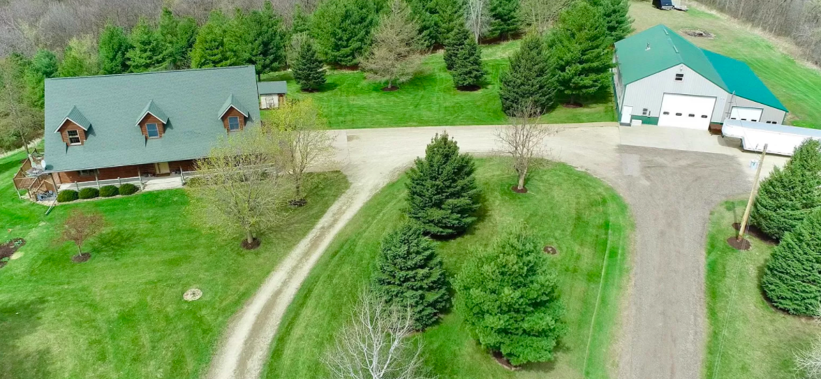 A cabin home in Welch, Minn. For Sale, 1