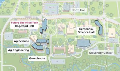 University of Wisconsin River Falls SciTech