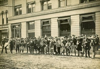 Historic photo: Red Wing band 1908