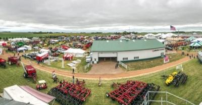 Farmfest grounds