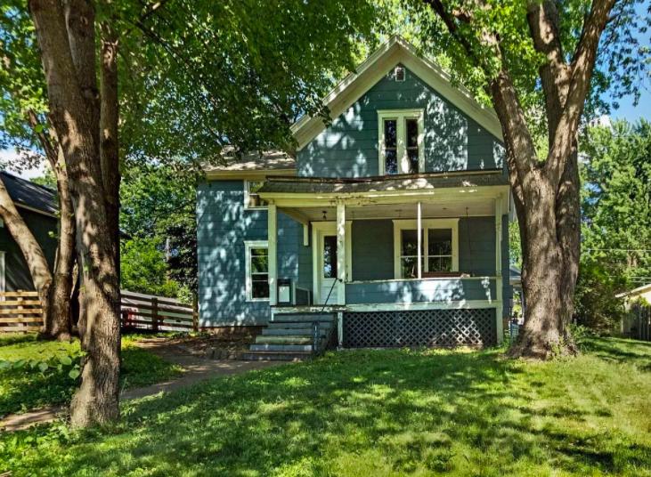Hudson, Wis. historic house 1