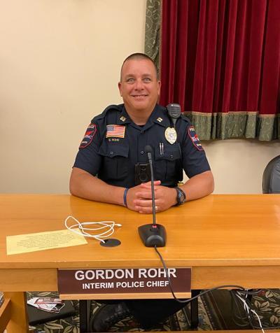 Red Wing Police Chief Gordon Rohr