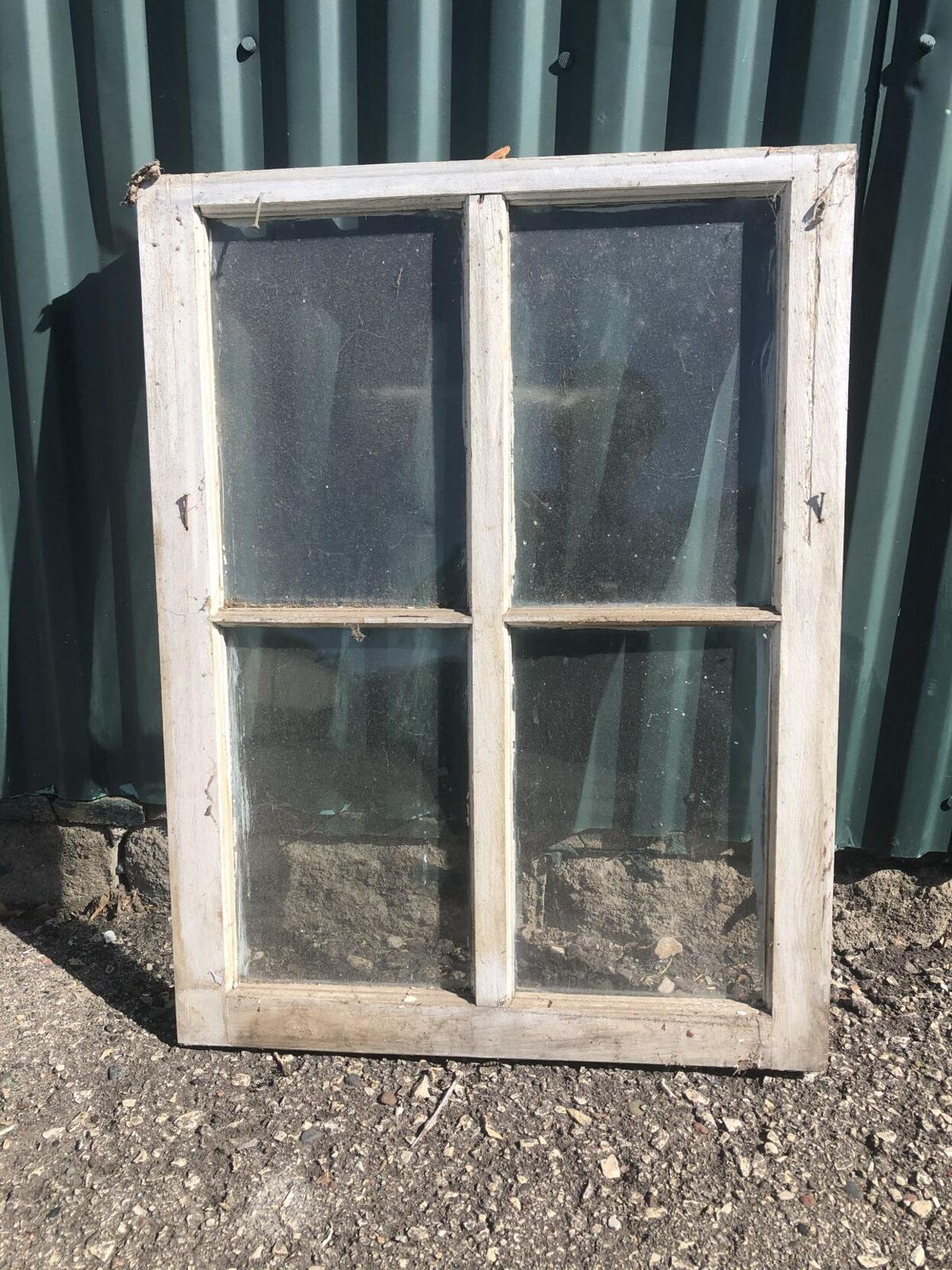 Pierce County Fair old windows
