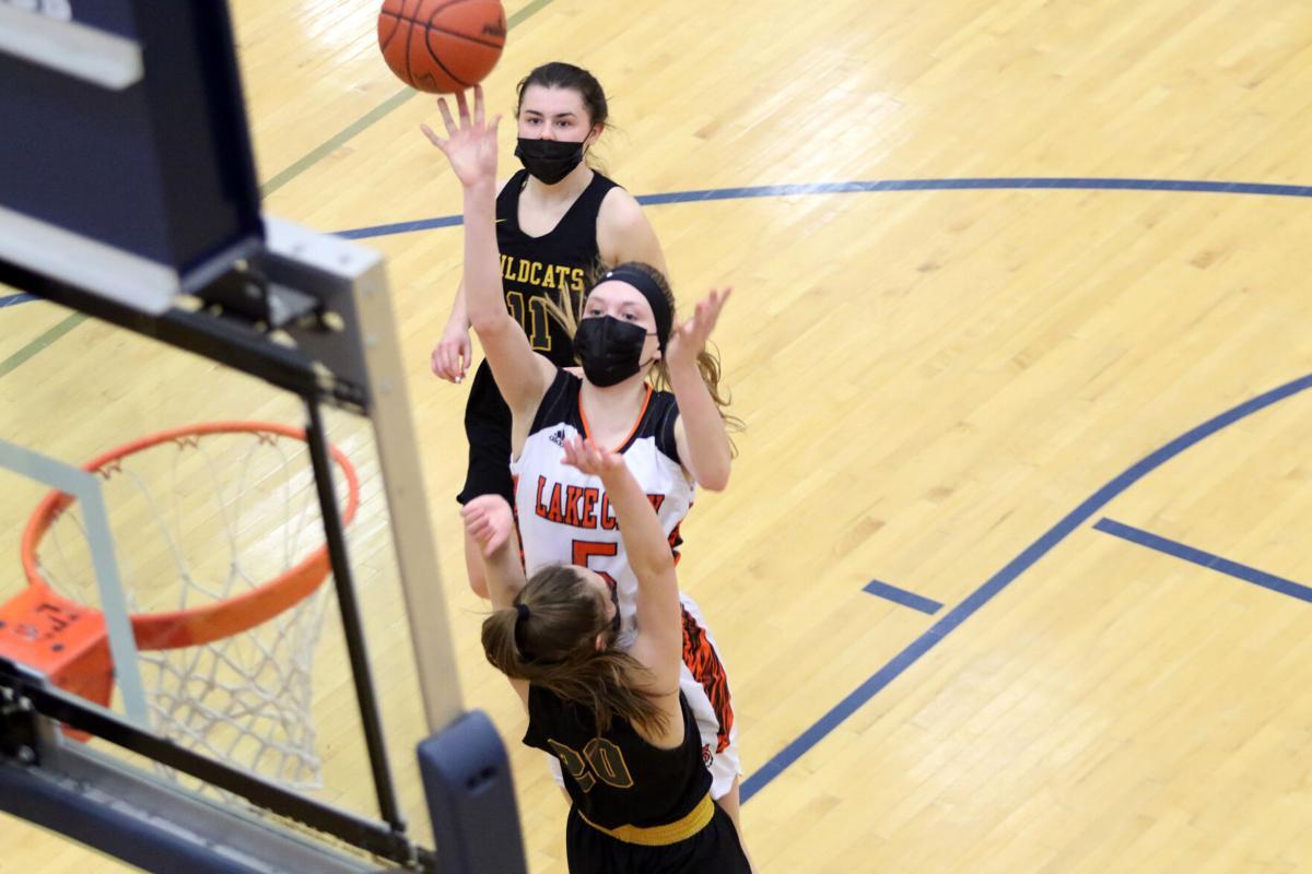 Lake City girls basketball, Natalie Bremer
