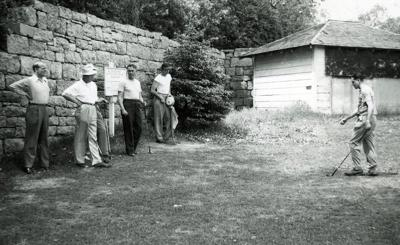 Historic photo: Red Wing Golf Course