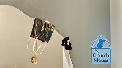 Church Mouse: Hair clippings