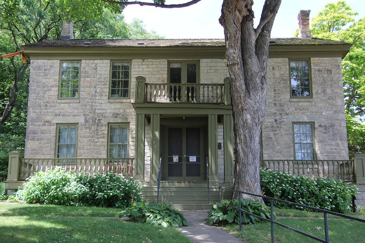 Warden House Stillwater Minnesota exterior of home.JPG