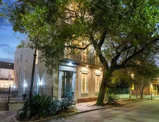 Historic three-story mansion, New Orleans, La. 2