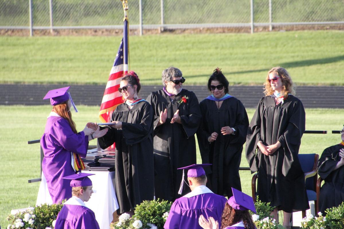 Red Wing High School graduation 2
