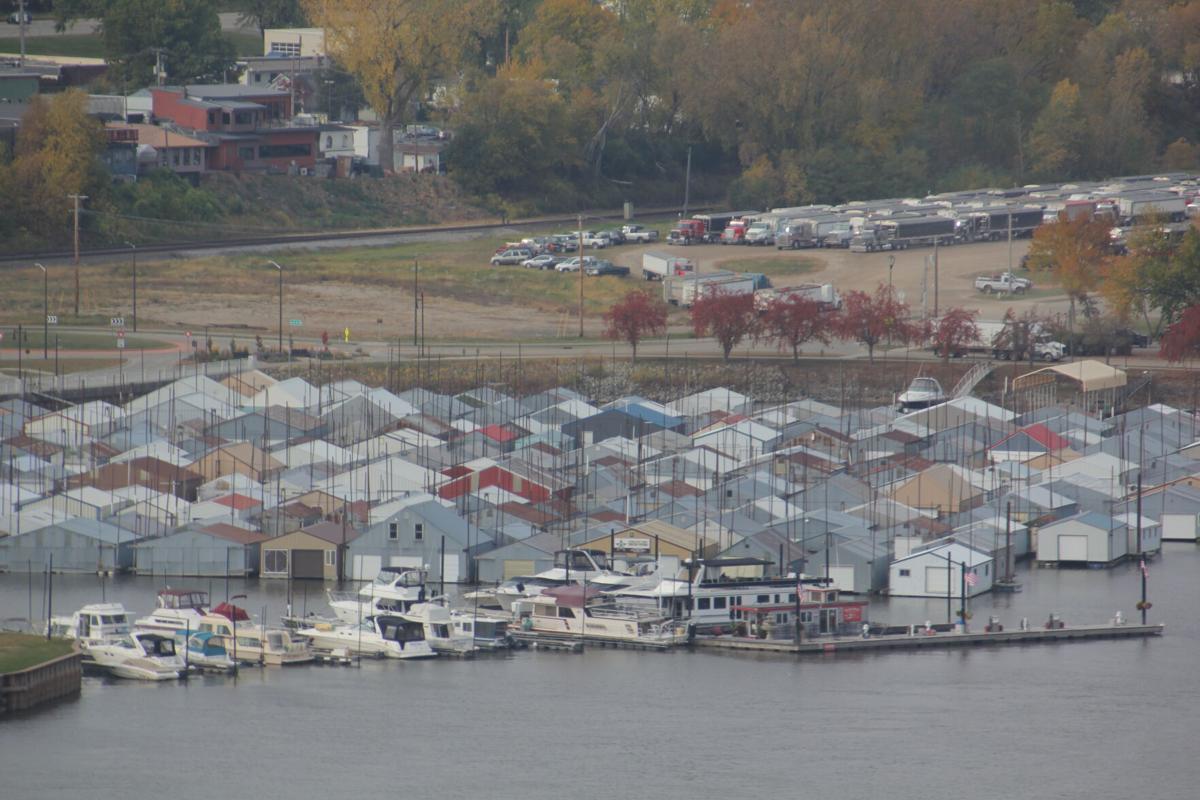 Red Wing marinas