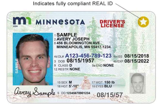 Minnesota REAL ID