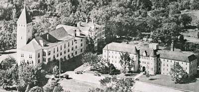 Historic photo: Villa Maria