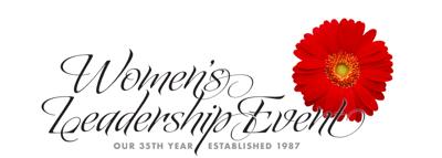 35th annual Women's Leadership Event