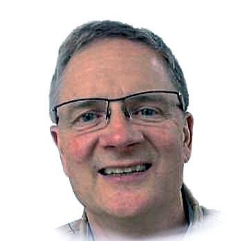 Randy Johnson, Between the Bluffs