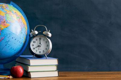 School alarm clock RTSA