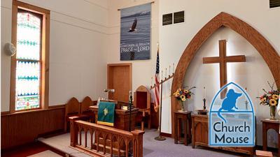 Church mouse: Stanton United Methodist Church