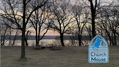 Easter morning at Frontenac State Park