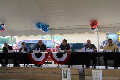 Goodhue County Board members