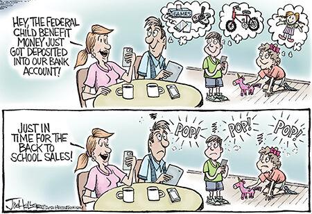 Editorial cartoon Joe Heller child credit.jpg