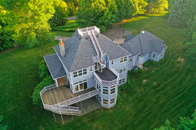 Goodhue County, Minn. most expensive homes bought in August