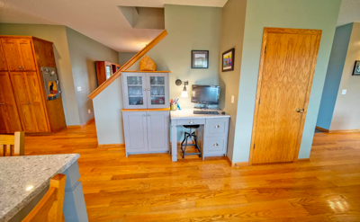 Cannon Falls, Minn. work space, house for sale