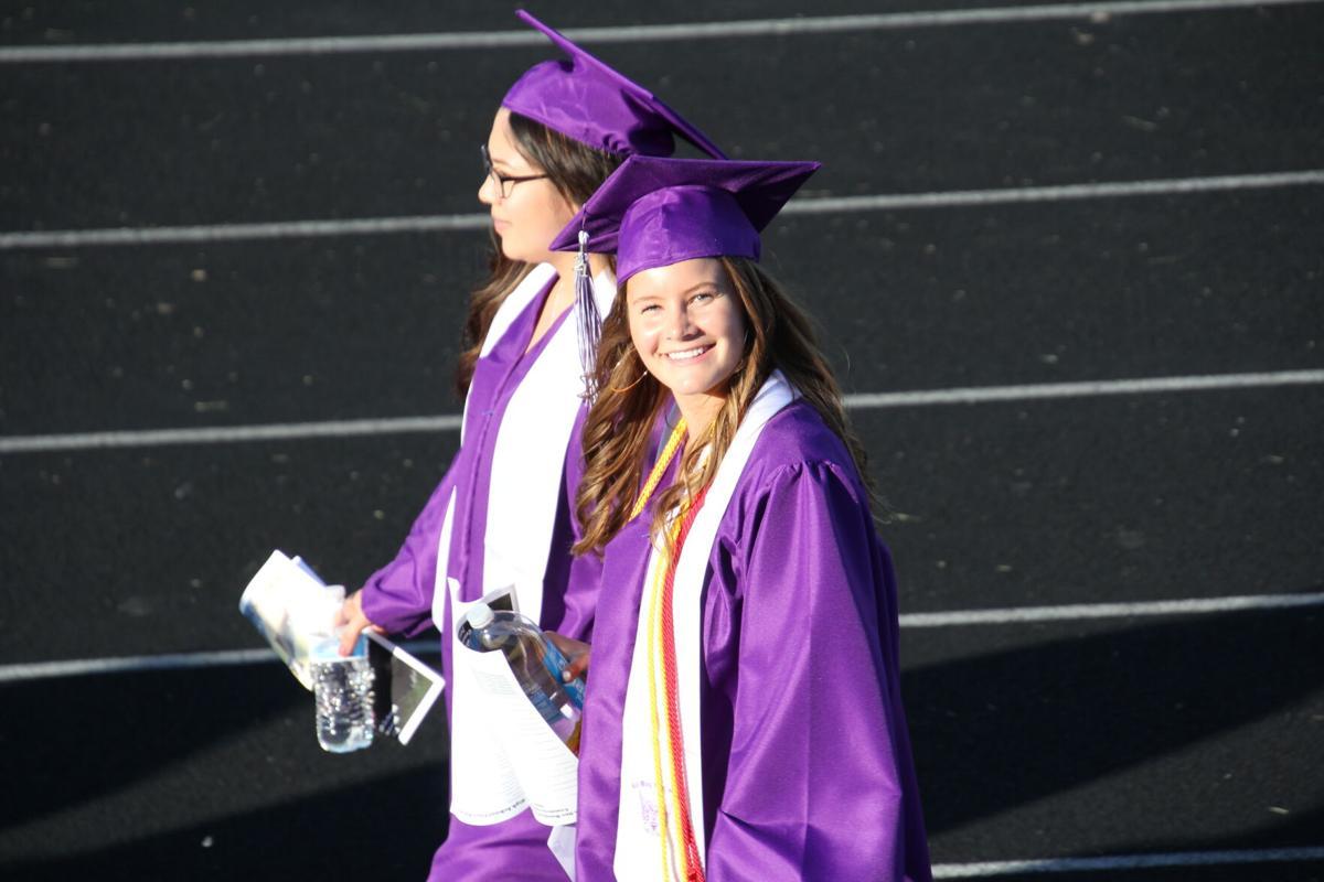 Red Wing High School graduation 1