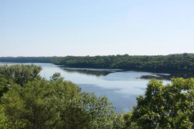 St. Croix River at Prescott