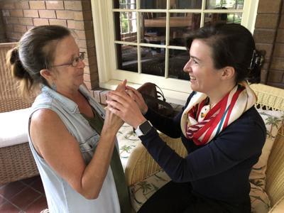 Anderson Center Deaf residency Cristina Hartmann