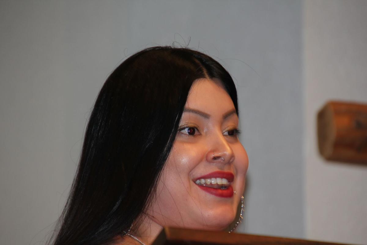 Claudia Moreno from Mexico. Steve Gardiner / RiverTown Multimedia
