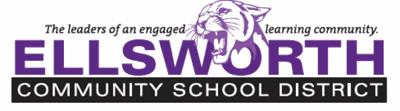 Ellsworth School District Logo