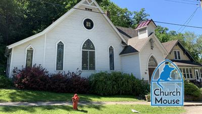 Church Mouse: Maiden Rock Methodist Church.