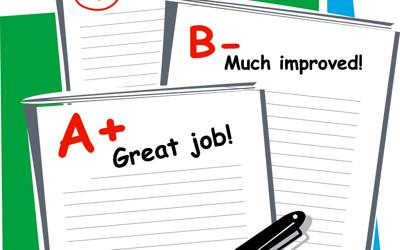 Education RTSA grades illustration