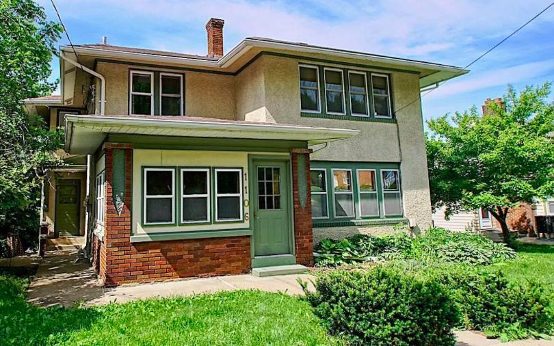 Quadruplex in Red Wing, Minn., for sale 1
