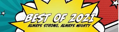 Best of 2021 logo