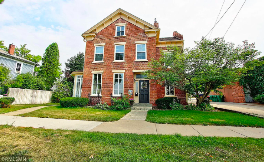 Red Wing historic triplex for sale