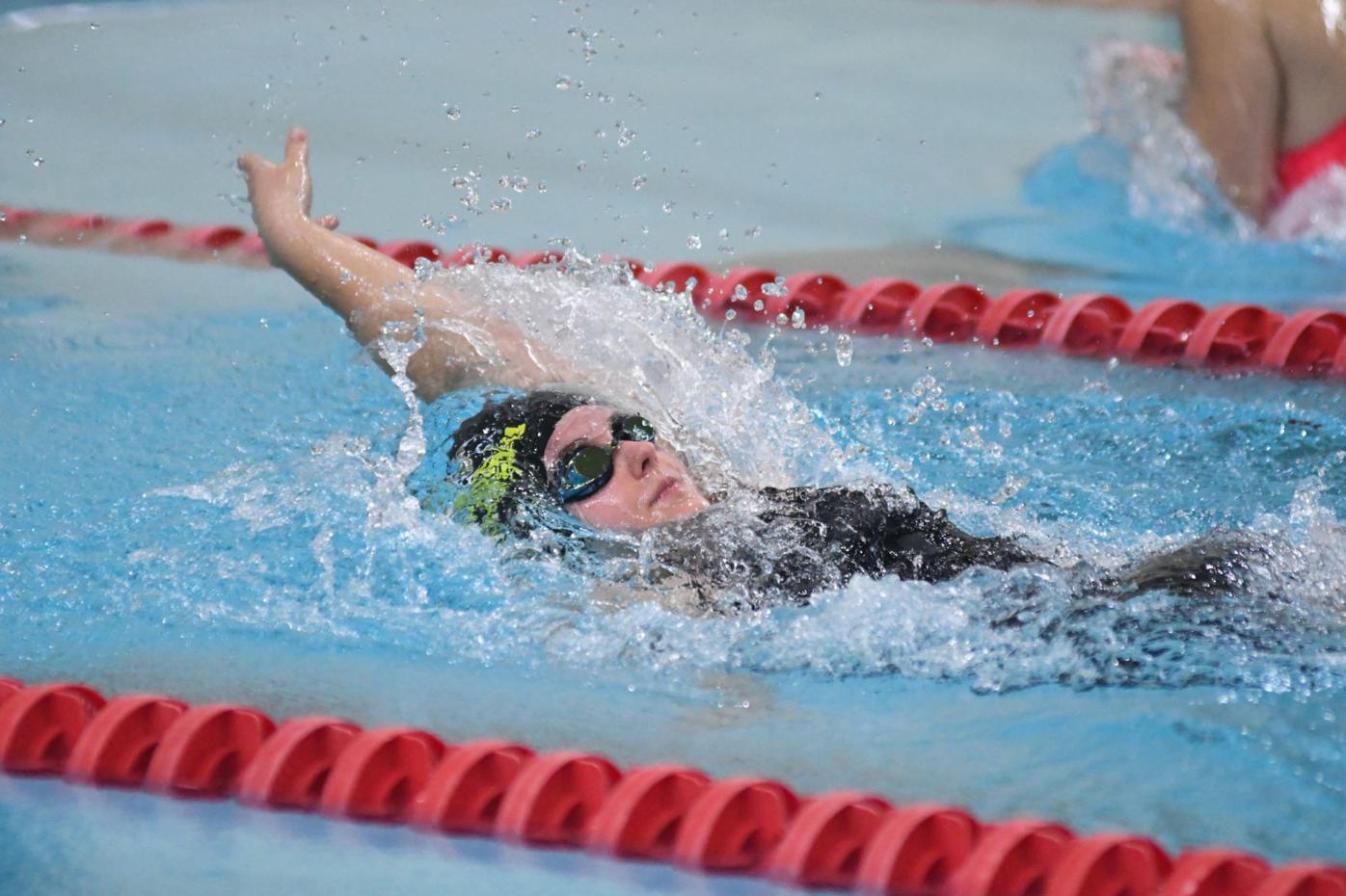 Pottsville Swimming