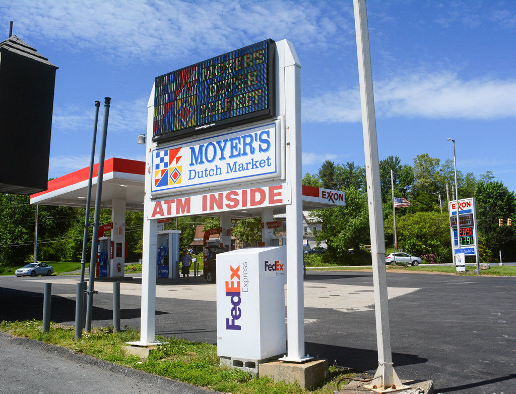 Moyer's Car Care marks milestone