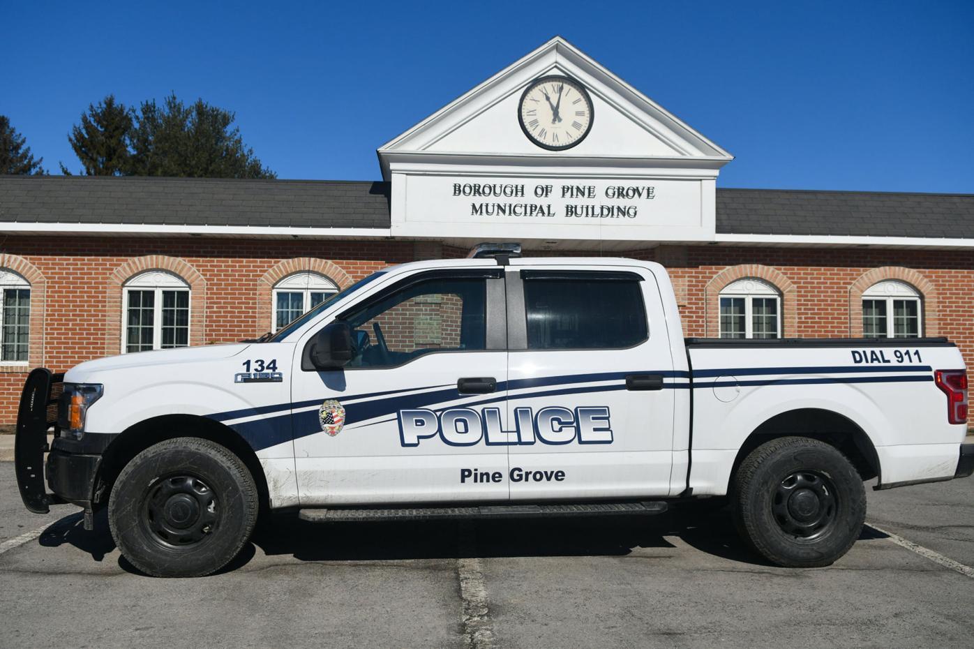 PINE GROVE POLICE