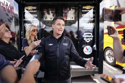 NASCAR Pocono Gordon's Future Auto Racing