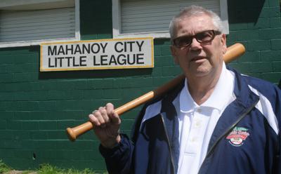 John Murtin little league